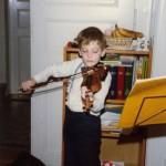 Violoneux de 8 ans