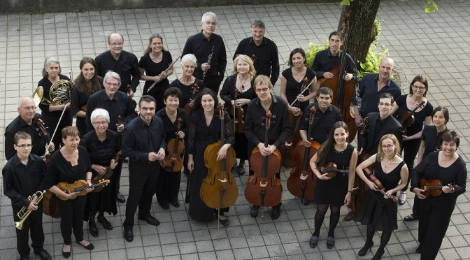 Concert avec Amabilis à Savigny