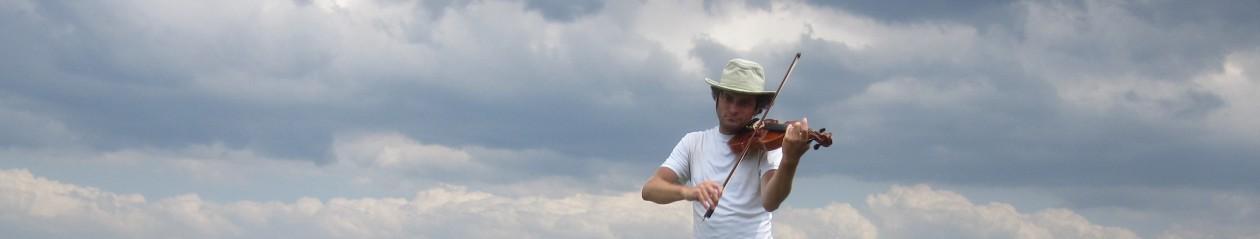 Cyril Robin, le violoneux fou !